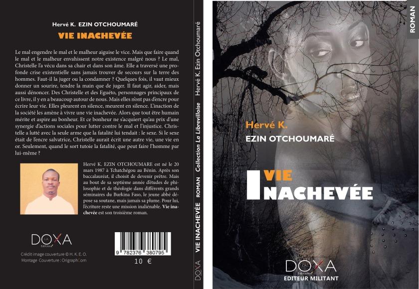 VIE INACHEVEE-Couv